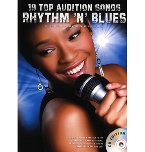 REDUCED! 19 Top Audition Songs: Rhythm 'N' Blues (Including CD)