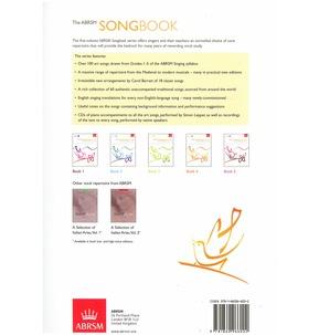 ABRSM Songbook - Book/CD Grade 4