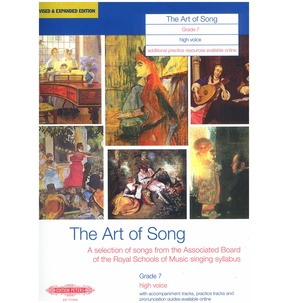 Art of Song Grade 7 - Various Vocal Ranges