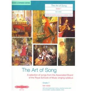 Art of Song Grade 7 - Various Vocal Ranges