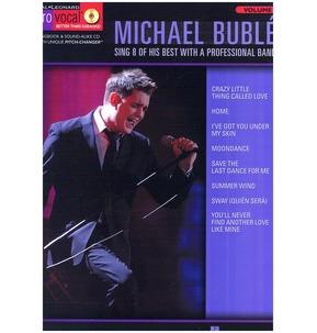 Pro Vocal: Michael Buble
