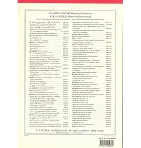 Dvorak: Stabat Mater Opus 58 (Vocal Score)
