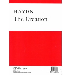 Franz Joseph Haydn: The Creation (Vocal Score)