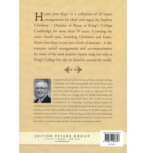 Stephen Cleobury: Hymns From King's (20 Hymn Arrangements)