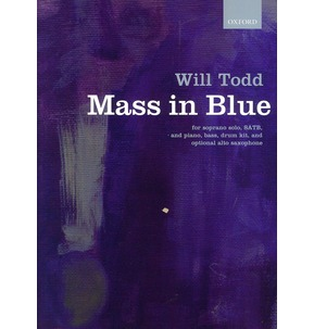 Will Todd: Mass In Blue (Vocal Score)