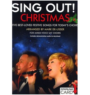 Sing Out! Christmas (Book/Download Card)