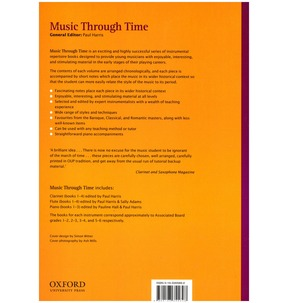 Music Through Time: Flute Book 4