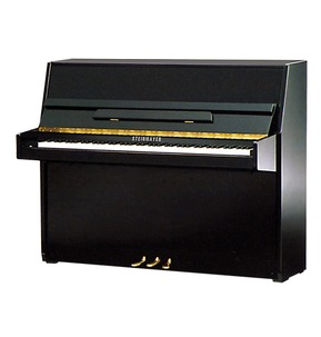 Steinmayer S108 Acoustic Piano Black Polyester