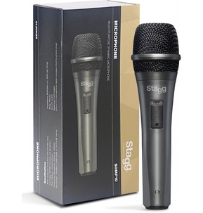 Stagg SDMP10 Multipurpose Cardioid Dynamic Microphone
