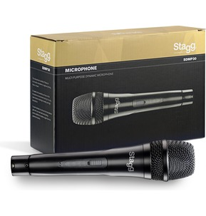 Stagg SDMP30 Standard Cardioid Dynamic Microphone