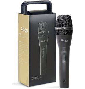 Stagg SDM80 Professional Cardioid Dynamic Microphone