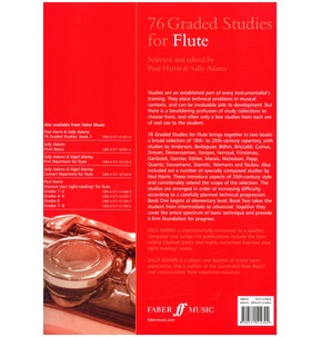 76 Graded Studies For Flute - Book One