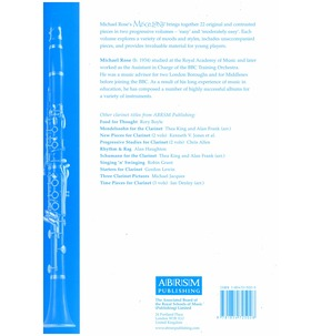 A Miscellany For Clarinet Book 1