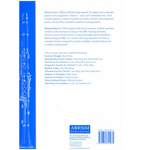A Miscellany For Clarinet Book 2 - SALE