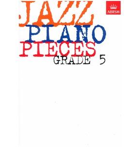 Jazz Piano Pieces- ABRSM Grade 5