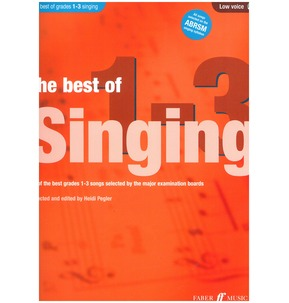 The Best Of Singing (Low Voice) - Various Grades