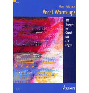 Klaus Heizmann: Vocal Warm-ups