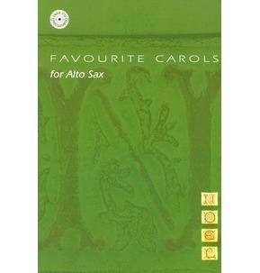 Favourite Carols For Alto Saxophone