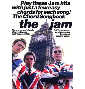 The Jam: The Chord Songbook
