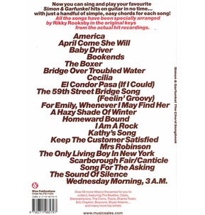 Simon And Garfunkel: The Chord Songbook