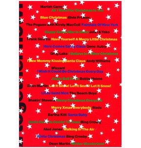 The Big New Christmas Songbook (Book/Audio Download)