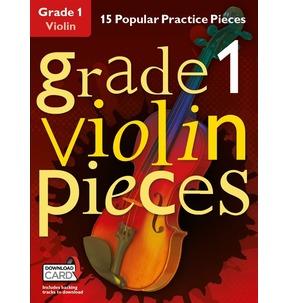 Grade 1 Violin Pieces (Book/Audio Download)
