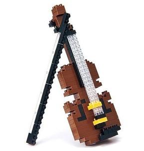 Nanoblock: Violin