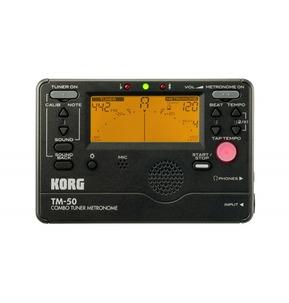 Korg TM-50 Combo Tuner Metronome