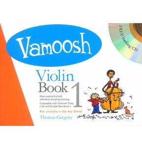 Vamoosh Violin Book 1 (Including CD)