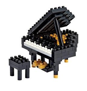 Nanoblock: Grand Piano - Black