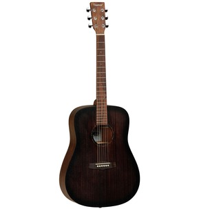 Tanglewood Crossroads TWCR DE Whiskey Barrel Burst Satin Electro Acoustic Guitar