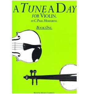 A Tune a Day For Violin - Book 1