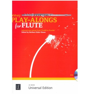 Easy Play-Alongs for Flute