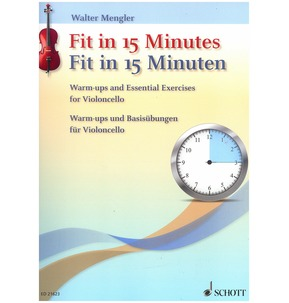 Fit in 15 Minutes for Cello