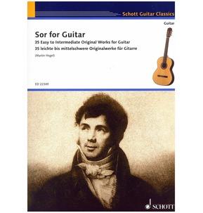 Sor for Guitar: 35 Easy to Intermediate Original Works for Guitar