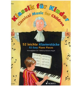 Classical Music for Children for Easy Piano
