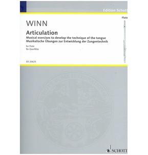 Articulation for Flute by Robert Winn
