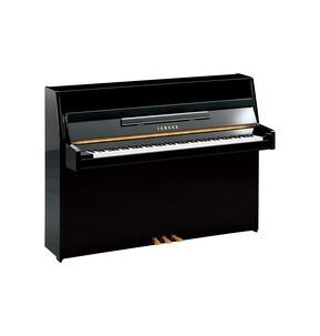 Yamaha B1 Upright Piano Black Polyester  Free UK Ground Floor Delivery
