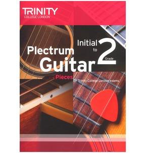 Trinity College London: Plectrum Guitar Pieces - Initial-Grade 2