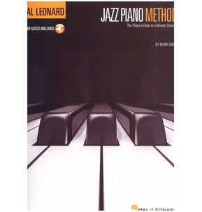 Hal Leonard Jazz Piano Method (audio access included)