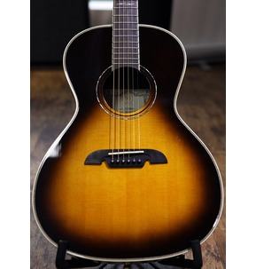 Alvarez Blues 51/TSB Jazz & Blues Acoustic Guitar, Tobacco Sunburst