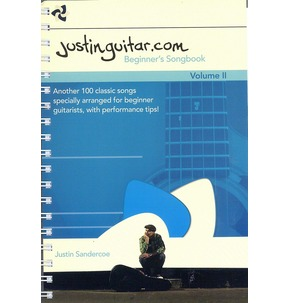 Justinguitar.com Beginner's Songbook Volume 2