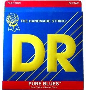 DR Strings Pure Blues Electric Medium 10-46