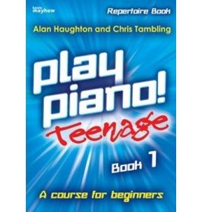 Play Piano Teenage Repertoire Book - Alan Haughton