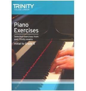 Trinity College London: Piano Exercises - Initial-Grade 8