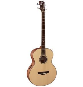 Faith FTNE Natural Titan Electro Acoustic Bass Guitar