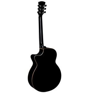 Faith FECV Eclipse Venus Cutaway Electro Acoustic Guitar & Hard Case