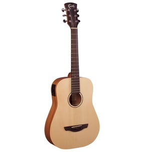 Faith FDS Nomad Mini-Saturn Electro Acoustic Guitar & Gigbag