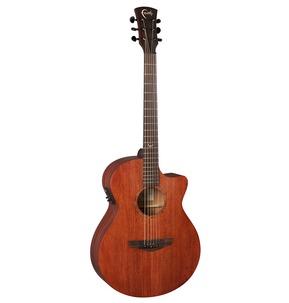 Faith FKVMG Naked Venus Mahogany Cutaway Electro Acoustic Guitar incl Gig Bag