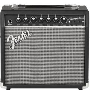 Fender Champion 20 Guitar Amplifier Combo